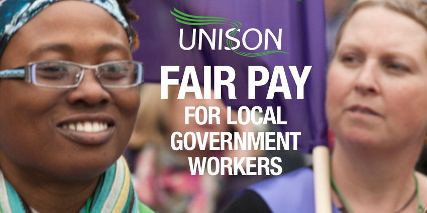 Fair Pay Local Govt Workers